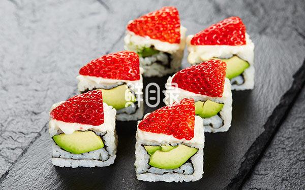 威海鲜目录寿司