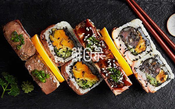 营口鲜目录寿司
