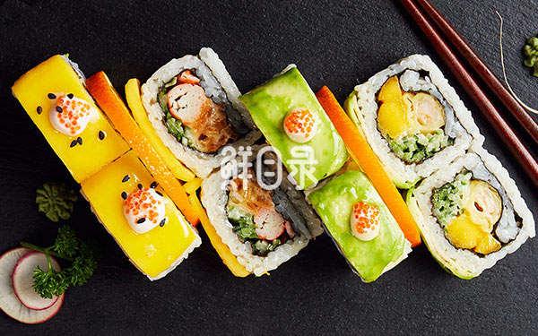 黄山鲜目录寿司