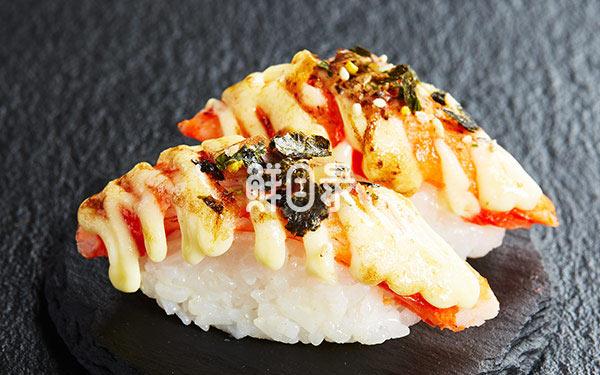 温州鲜目录寿司加盟