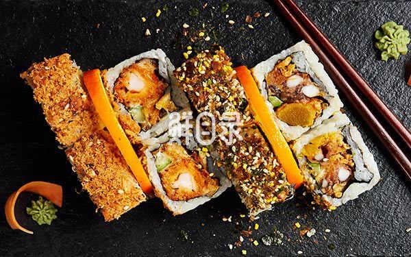 丽水鲜目录寿司加盟