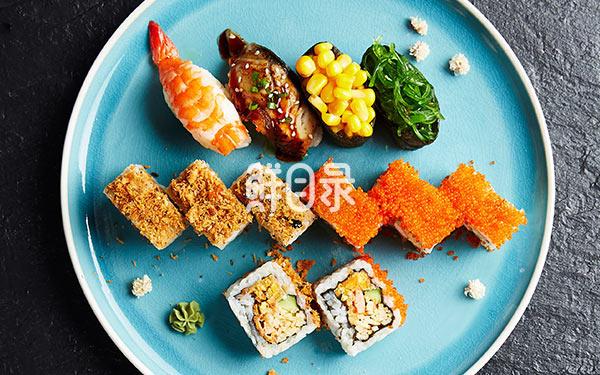 鲜目录:那些关于寿司加盟的创业故事