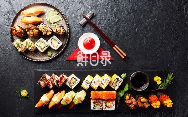 寿司加盟十大品牌之一的鲜目录寿司告诉你为什么小吃品牌越来越多