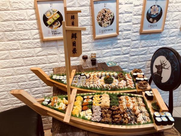 寿司加盟连锁