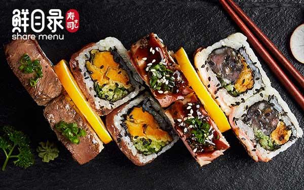 宜昌鲜目录外带寿司加盟