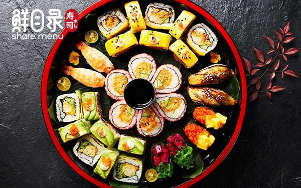 萍乡寿司加盟