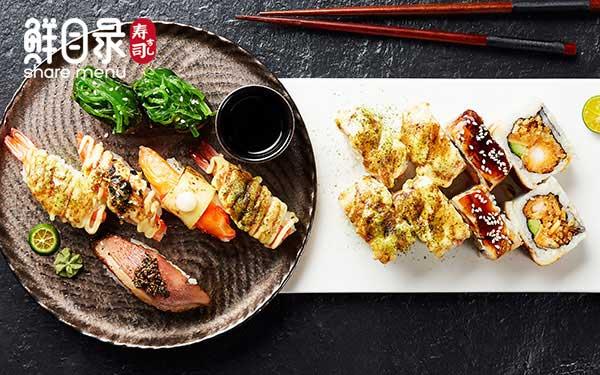 抚州寿司加盟